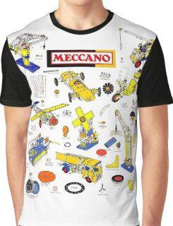 Vintage Meccano UK Graphic T-Shirt