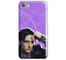 Robin Lord Taylor Purple iPhone Case/Skin