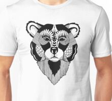 Tribal Bear  Unisex T-Shirt