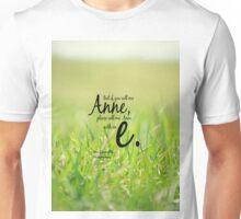 Anne with an E Unisex T-Shirt
