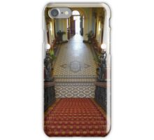 Werribee Mansion iPhone Case/Skin