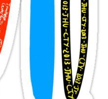 CTY sticker 11-14 Sticker