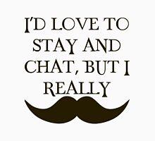 I Mustache Unisex T-Shirt