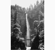 MULTNOMAH FALLS OREGON BY JEFF BREWSTER Unisex T-Shirt