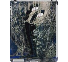 Black Thorns iPad Case/Skin