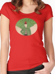 Popinjay Women's Fitted Scoop T-Shirt