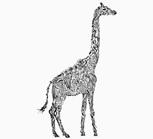 Tallest on Earth Giraffe Unisex T-Shirt