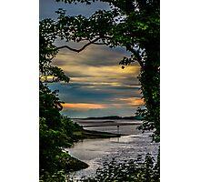 Port Na Mara Photographic Print