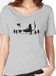 Dinosaurs: Past and Present Women's Relaxed Fit T-Shirt