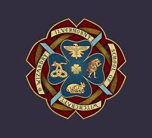Ilvermorny School Crest (Color) Unisex T-Shirt