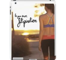 Be Your Own Fitspiration iPad Case/Skin