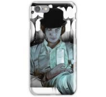 """A CLOCKWORK ORANGE"" iPhone Case/Skin"