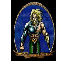 Proud Aquaman Fan Photographic Print