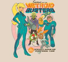 Samus and the Metroid Busters Unisex T-Shirt
