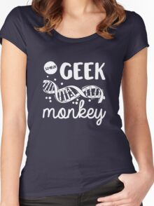 Geek Monkey Cosima Tv Show Women's Fitted Scoop T-Shirt