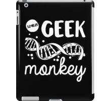 Geek Monkey Cosima Tv Show iPad Case/Skin
