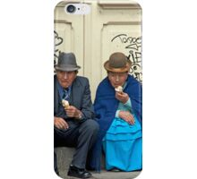 Nobody Doesn't Like Ice Cream!! iPhone Case/Skin