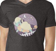 Counting Electric Sheep Mens V-Neck T-Shirt