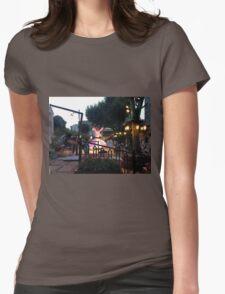 Rumi Mevlana Dervish Istanbul Turkey Womens Fitted T-Shirt