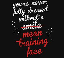 Mean Training Face Classic T-Shirt