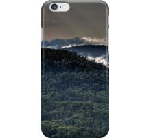 Mountin Mist iPhone Case/Skin