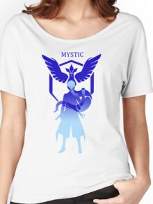 Team Msytic  Women's Relaxed Fit T-Shirt