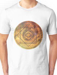 Design On the Front - Eye of the Nebula Clothing Unisex T-Shirt