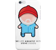 The Life Aquatic with Steve Zissou iPhone Case/Skin