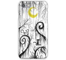 Yellow Moon iPhone Case/Skin