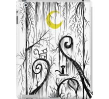 Yellow Moon iPad Case/Skin