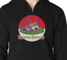 Rattata Hunters Zipped Hoodie