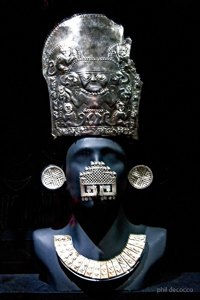 Incan Silver by phil decocco