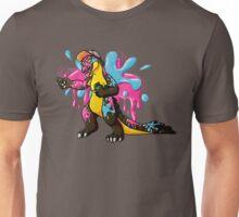Paintball croc Unisex T-Shirt