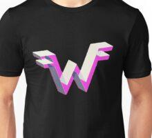 Weezer logo 3D Unisex T-Shirt