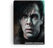 Khan into darkness Canvas Print