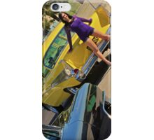 Yellow Chevy iPhone Case/Skin