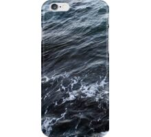 Ocean Texture: Southern France iPhone Case/Skin