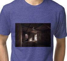 Old house Tri-blend T-Shirt