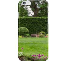 Janet's Garden iPhone Case/Skin
