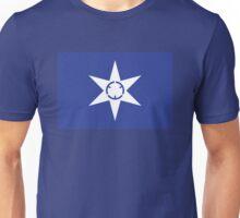 Mito city flag Unisex T-Shirt