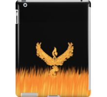 Team Valor- Textless Flame Logo iPad Case/Skin