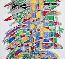 Alienopoly by Laura Barbosa