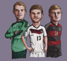 Germany - World cup winners Kids Clothes