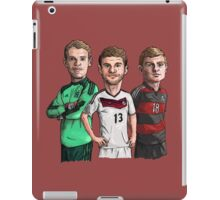 Germany - World cup winners iPad Case/Skin