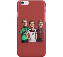 Germany - World cup winners iPhone Case/Skin
