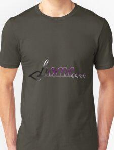 Home- Demisexual Flag Unisex T-Shirt