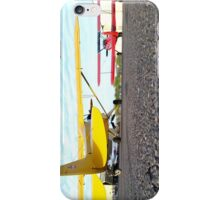 Cub and stearman iPhone Case/Skin