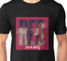 RED ALBUM COVER Unisex T-Shirt