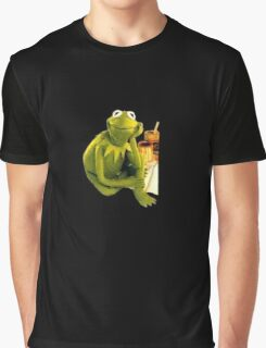 Kermit the frog Graphic T-Shirt