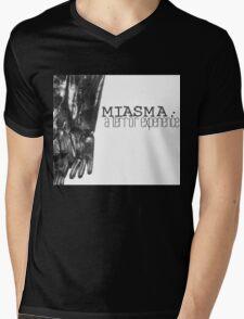 Miasma Gloved Front Mens V-Neck T-Shirt